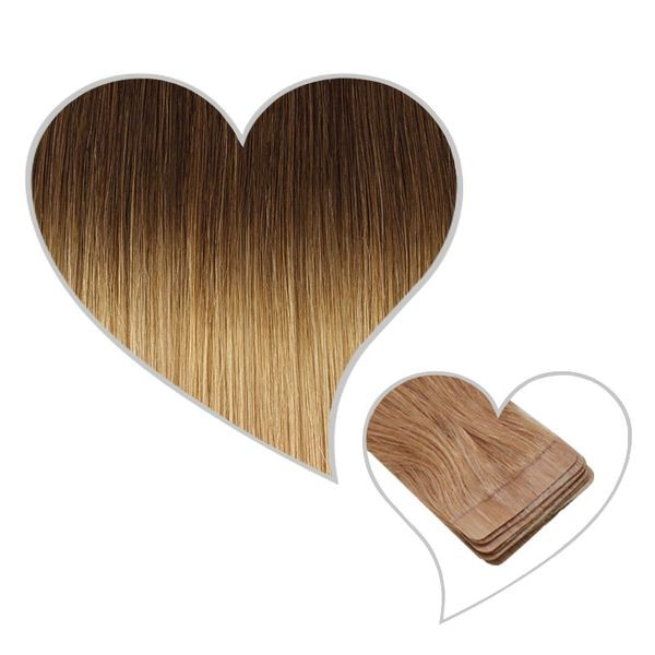 10 Tape-Extensions 45cm ombre-06-20