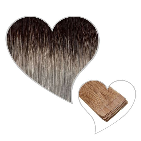 10 Tape-Extensions 60cm root-1B-HG