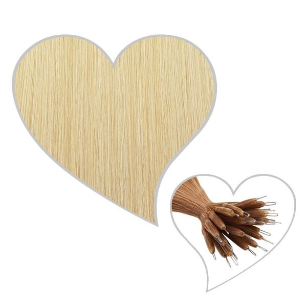 25 Nanoring-Extensions 45cm champagnerblond-22