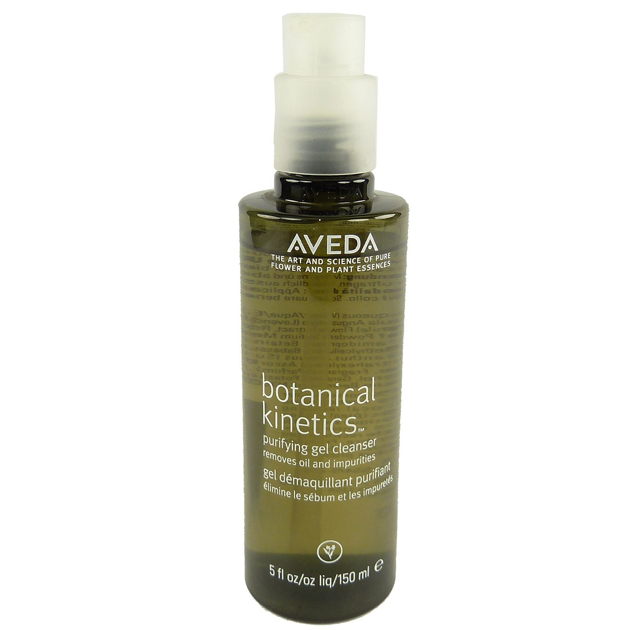 Aveda Botanical Kinetics Purifying Gel Cleanser 150ml Reinigung Lotion Haut