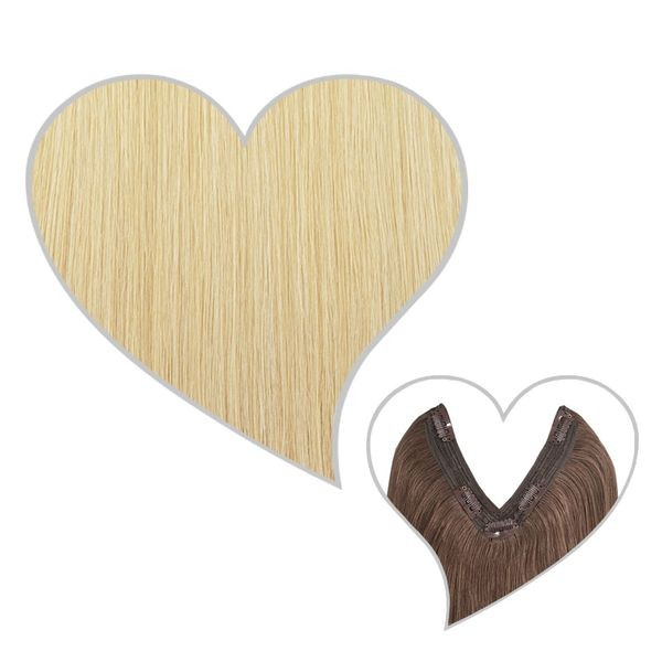 Easy Clip-in 50cm champagnerblond-22