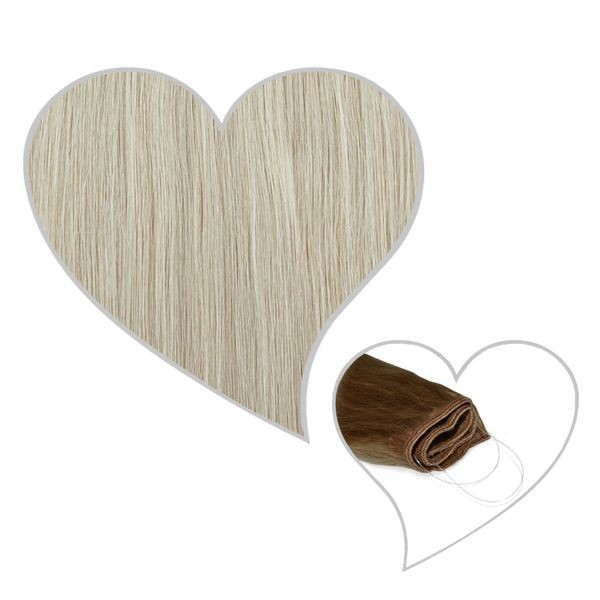 Easy Flip Extensions 50cm silver-white
