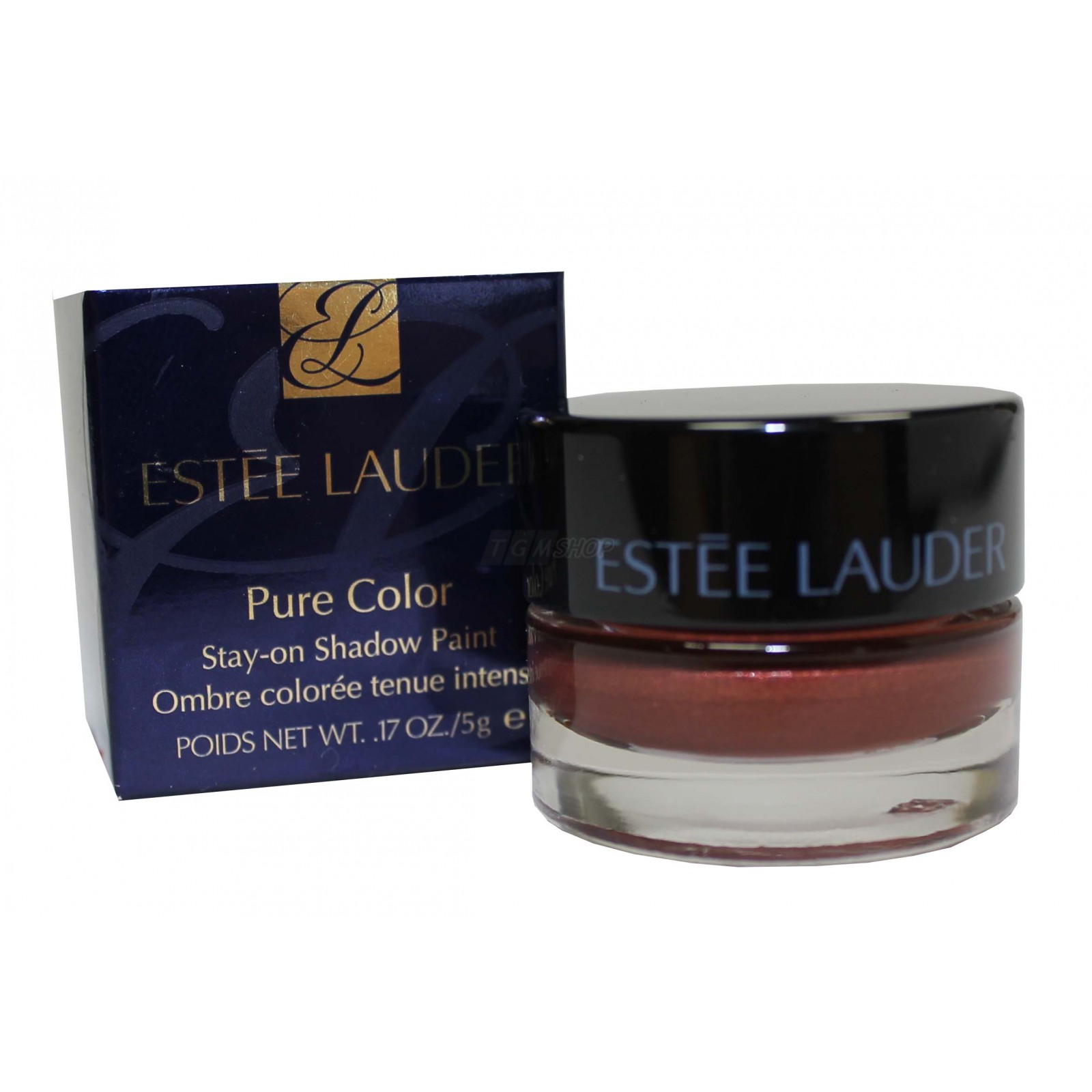 Estee Lauder - Pure Color - Stay-On Shadow Paint Creme Lidschatten - Make up  5g - 06 Cosmic