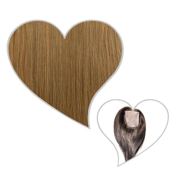 Oberkopf-Haarteil dunkelblond-10