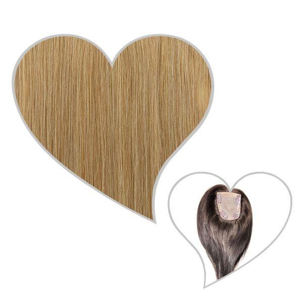 Oberkopf-Haarteil karamellblond-14